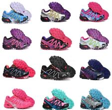 2018 Women's Camping Speedcross 3 Athletic Sneakers Running Outdoor Hiking Shoes