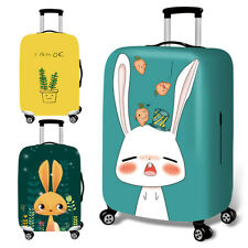 18-32 Inch Cute Cartoon Elastic Luggage Cover Case Suitcase Travel Protector for