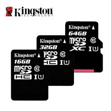 Kingston Micro SD Memory Card 32GB 16GB 64GB Class10 Mini SD Card Class4 8GB 16G