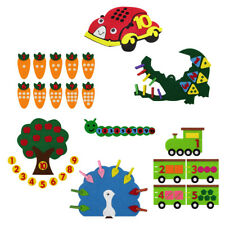 Mathematics Toy 1-10 Number Counting Learning Preschool Kids Educational Toy