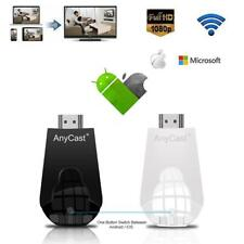 AnyCast K4-1 Wireless WiFi Display Dongle Receiver 1080P HD TV Stick Q9Y8