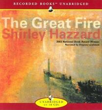 The Great Fire 2004 by Hazzard, Shirley 1402581122 Ex-library