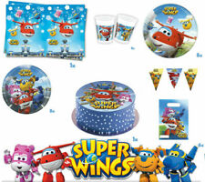 SUPER WINGS PARTY Supplies-Tableware-Party Essentials-Decor
