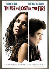 Things We Lost In The Fire DVD Halle Berry Benicio Del Tore..... New And Sealed