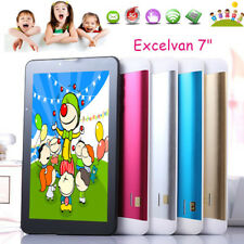 7'' Kids Tablet PC Dual Core Android 4.4 8GB Dual Camera 1.2Ghz WiFi 3G Phablet