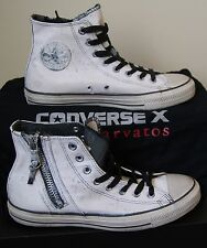 NEW CONVERSE BY JOHN VARVATOS CHUCK TAYLOR ALL STAR SIDE ZIP HI US 8