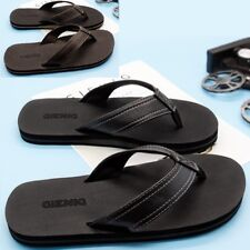 New Flip Flops Men Bottom Tide Casual Anti Skid Comfortable Breathable Slippers