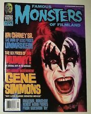 Famous Monsters Of Filmland #226 - KISS