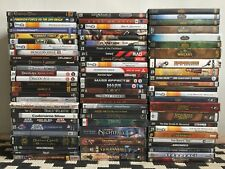 RPG & MMO PC Games Selection List + Free UK Delivery