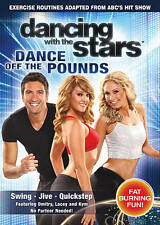 Dancing with the Stars: Dance Off the Pounds (DVD, 2009)