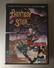Phantasy Star IV MEGADRIVE **SEGA** Japanese JPN **US SELLER**