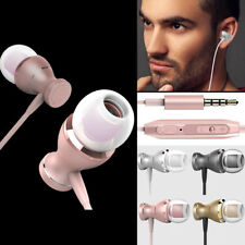 Music Earphone Earbuds 3.5mm In ear Stereo Headphone Headset Super Bass