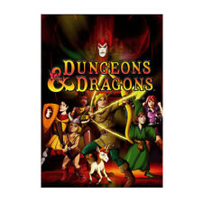 BRAND NEW Dungeons And Dragons - Complete Series (DVD, 2004, Animated, Box Set)