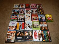 DVD Lot You Choose - Romantic Comedy, Comedy, Action, Drama - Include Case