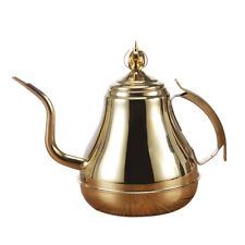 Stainless Steel Pour Over Kettle for Coffee, Tea, Water, Drip Pot Kettle