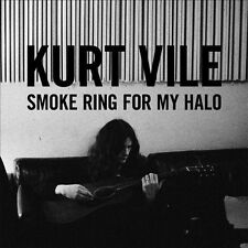 Kurt Vile - Smoke Ring For My Halo (2011) CD ALBUM