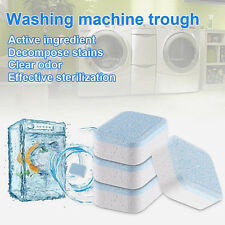 10/50Pcs Cloth Washer Cleaner Tablets Concentrated Detergent for Washing Machine