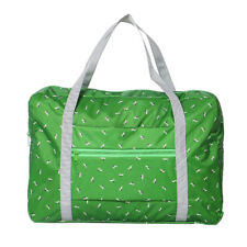 Large Foldable Travel Luggage Storage Bag Foldable Duffel Bag Tote Handbag