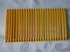 K'NEX ROD - 86MM YELLOW ROD - #90953 - UK SELLER - FREE P&P