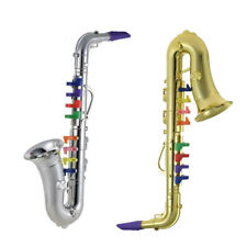 Musical Wind Saxophone Trumpet Horn Educational Instrument Toys Xmas Gift Kids