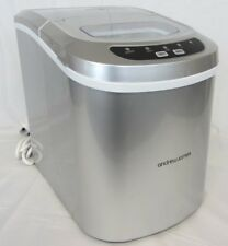 Andrew James Ice Machine Portable Counter Top Ball Cube Maker - Ice in 10 Mins!