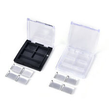 Empty 4 Square Grids Eyeshadow Lipstick Powder Box Cosmetic Packing+Palette FBHN