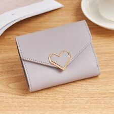 Female Purse PU Leather Short Bag Card Holder Wallet Women Wallet Coin Purse