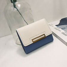 PU Leather Short Bag Female Purse Wallet Card Holder Women Wallet Coin Purse
