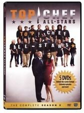 Top Chef: All-Stars - The Complete Season 8 (5 DVD SET) LIKE NEW!