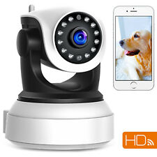 720P 1080P Home Security HD WiFi IP Camera Wireless Baby Monitor Two-way audio
