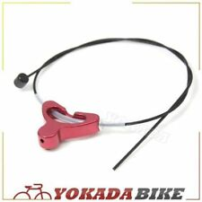 New Design Aluminum Bicycle Triangle Brake Cable Hanger U-brake & Cantilever