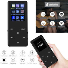 Hi-Fi Lossless MP3 MP4 Music Player 8GB With Bluetooth FM Radio Voice Recorder