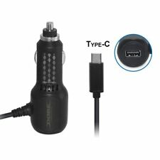 For Nintendo Switch High Speed Car Charger Power Adapter USB Type-C Cable AS