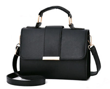 Small Flap Fashion Women Handbags Shoulder Bag Cross Body Tote Leather Messenger