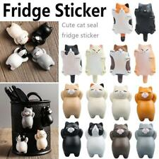 1X Lovely Cat/sea Lion Magnet Sticker Home Decor Magnet Refrigerator Sticker