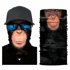 3D Animals Mask Cycling Bicycle Bike Motorcycle Head Scarf Neck Warmer Face