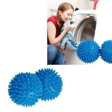 1pcs Reusable Laundry Washing Machine Dryer Balls Drying PVC Softener Ball 2019