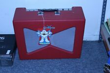 Hardly used Mint condition Red Amp Fender Vaporizer