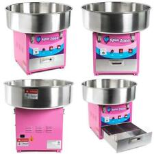 Commercial Quality Cotton Candy Machine Electric Candy Floss Maker Spin