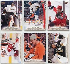 2011-15 Upper Deck Hockey Canvas Insert Cards (You Pick $1.00-$1.25)