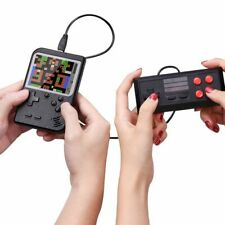 "Portable Video Game Console Handheld Retro Two Players 8 Bit LCD 3"" 400 Games"