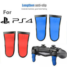 L2/R2 Trigger Extender Soft Touch Controller Extension Button Grips for Sony PS4