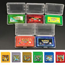 Game Cards Carts For Nintendo Pokemon GBC/GBA Game Boy Color Version Gifts