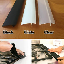 Silicone Stove Counter Gap Cover Oven Guard Spill Seal Slit Filler Kitchen 2019