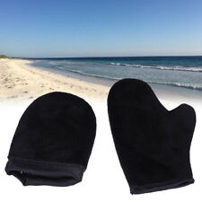 2/set Skin care double sided self tan glove self tanning glove popular velvet BF
