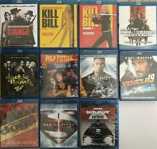 Blu-Ray Collection (Quentin Tarantino, Superman, I Robot, etc ...)