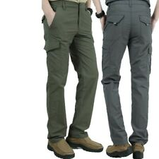 Tactical Trousers Outdoor Quick Dry Men Waterproof Trekking Sport Army Pants