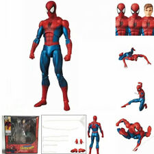 Marvel Spider-Man Action Figure The Amazing Mafex No. 075 Comic Ver. Spiderman