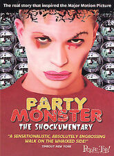 Party Monster - The Shockumentary (DVD)