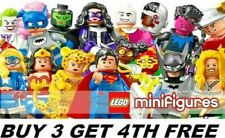 LEGO MINIFIGURES DC COMICS SUPERHEROES 71026 PICK YOUR OWN + BUY 3 GET 4TH FREE